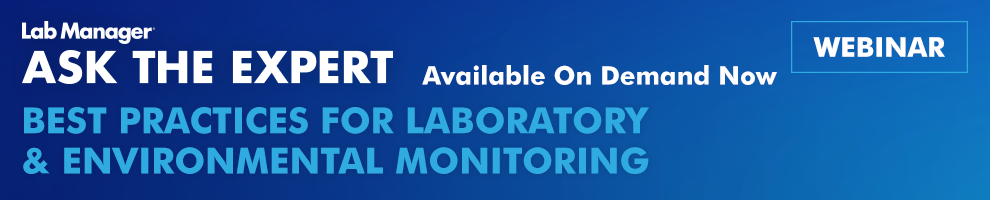 Best Practices for Laboratory & Environmental Monitoring - On Demand